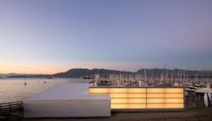 The Dock Building in Vancouver