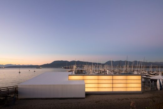 The Dock Building in Vancouver Architecture News