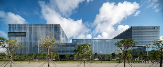 Traditional Chinese Medicine Science and Technology Industrial Park HQ in Zhuhai