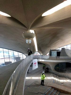 TWA Hotel at JFK Airport New York