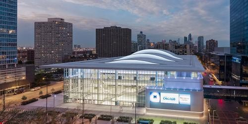 Wintrust Arena Chicago Building