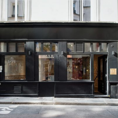 Yoshinori Restaurant in Saint Germain Paris
