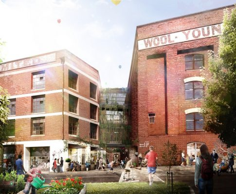 Younghusband Woolstore Development Melbourne