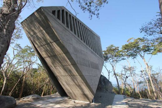 Sunset Chapel Building Mexico architecture
