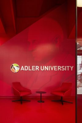 Adler University Campus in Vancouver