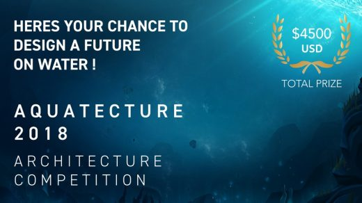 Aquatecture 2018 Design Competition