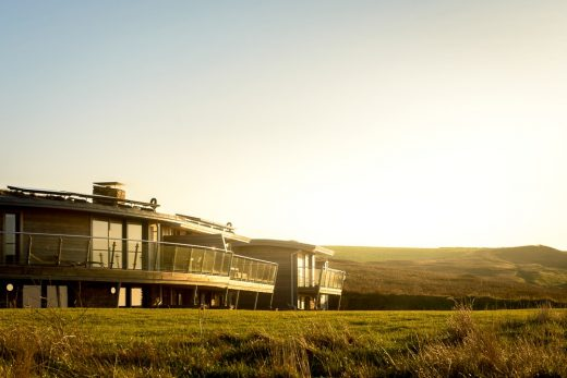 Atlantic View Lodges in Cornwall