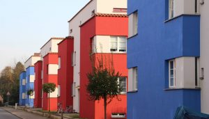 Bauhaus Architecture in Celle, Lower Saxony