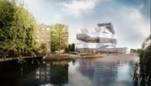 Heilbronn BUGA experimenta Science Centre Building design