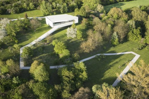 Contemporary Real Estate Poland design by KWK Promes Architects