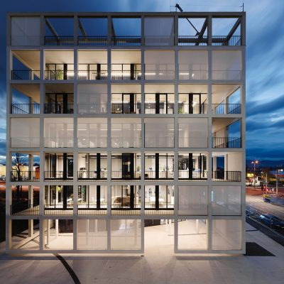C&P Corporate Headquarters, Graz, Austria