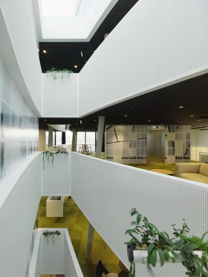C&P Corporate HQ Graz office interior