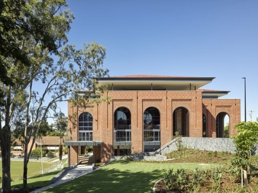 Queensland educational building design by BSPN Architecture