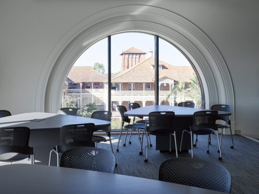 Queensland Educational Facility Development design by BSPN Architecture
