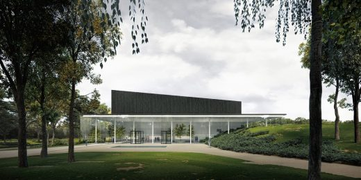Chopin International Music Centre building design