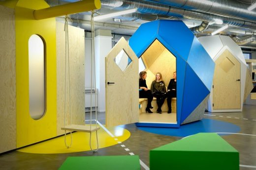 COACH Interactive and Playful Centre for Overweight Adolescent and Childrens Healthcare in Maastricht