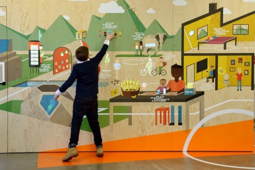 COACH - Interactive and Playful Centre for Overweight Adolescent and Children's Healthcare Maastricht