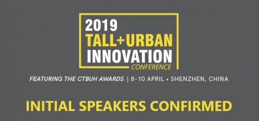 CTBUH 2019 Tall + Urban Innovation Conference