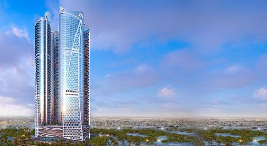Damac Towers By Paramount Business Bay building Dubai