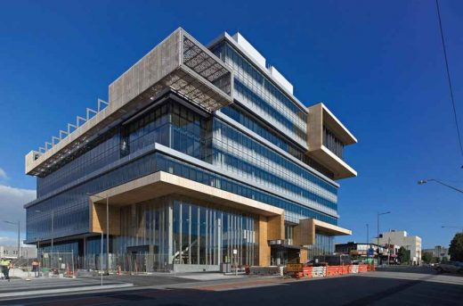 Dandenong GSO Melbourne Office Building