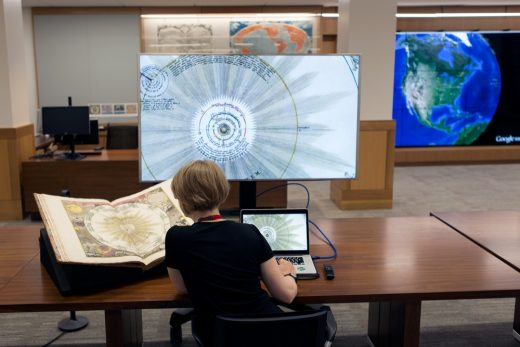 David Rumsey Map Center Stanford University