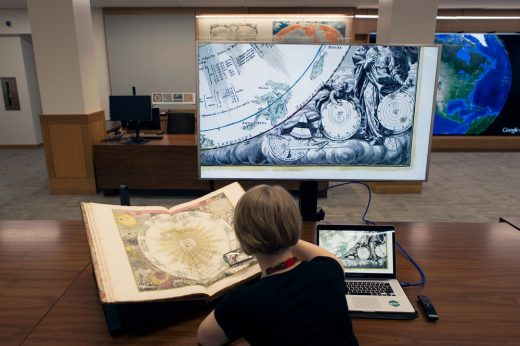 David Rumsey Map Center Stanford University maps