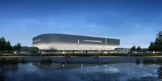 Dongting Lake Museum in Yueyang City - Chinese Architecture News