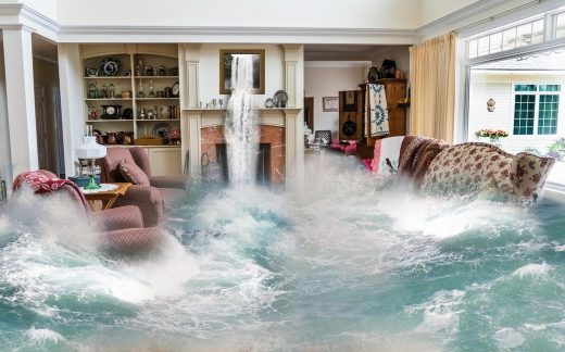 What You Should Do After House Floods