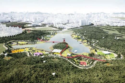 Forest and Sports Park Shenzhen