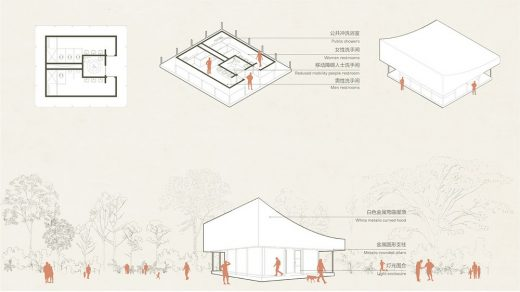 Guang Ming Building design by LOLA, TALLER & L+CC