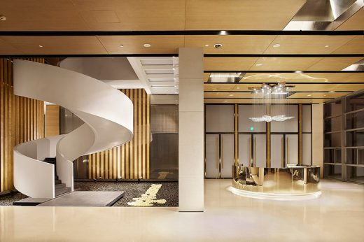 New Terminal Building Guest Lounge in the Capital of China - design by Shishang Architecture