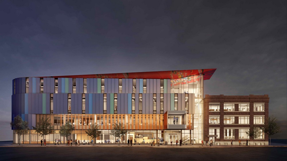 Innovation Centre At Red River College E Architect