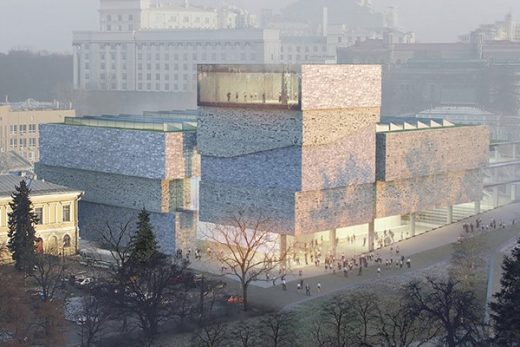 Maidan Memorial Kyiv Design Competition 2nd prize