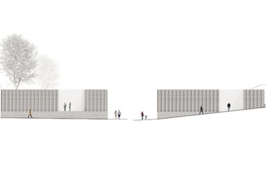 Maidan Memorial Kyiv Design Competition 1st prize