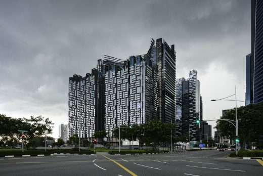 Marina One in Singapore