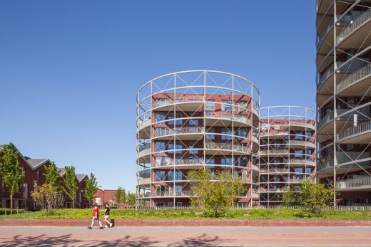 Masterplan Villa Industria in Hilversum