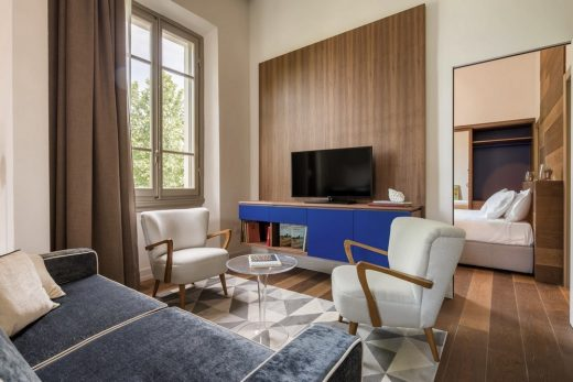 M7 Contemporary Apartments Florence Architecture News