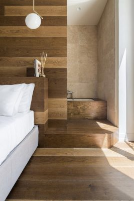 M7 Contemporary Apartments in Florence interior design