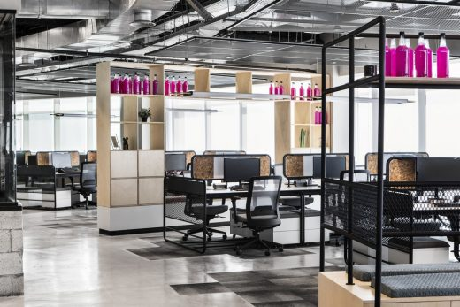 Optimove Tel-Aviv office interior