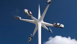 Porsche Sculpture Goodwood Festival of Speed 2018