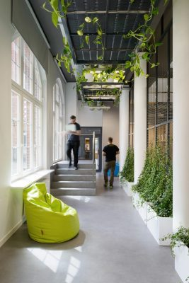 The Software House offices Gliwice interior design