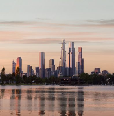 Southbank by Beulah Melbourne Tower Competition