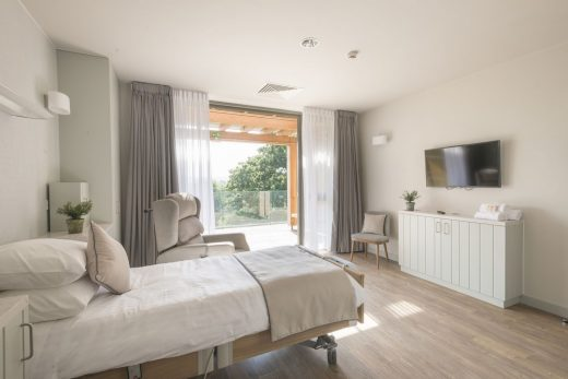 St Davids Hospice In-patients Unit