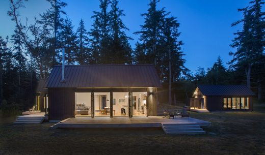 The Coyle Residence in Quilcene WA