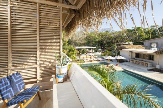 The Gilded Iguana Hotel in Nosara Costa Rica