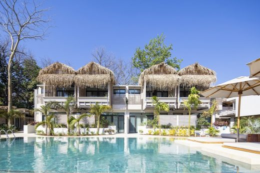The Gilded Iguana Hotel Costa Rica Architecture News