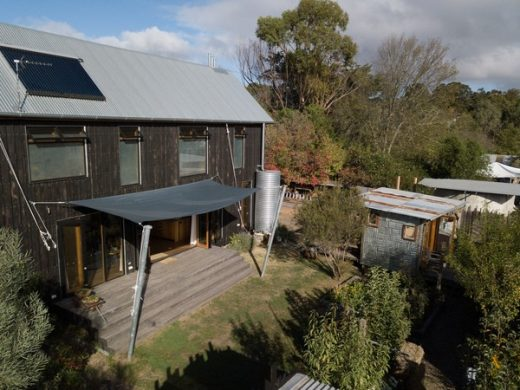 The Recyclable House in Beaufort