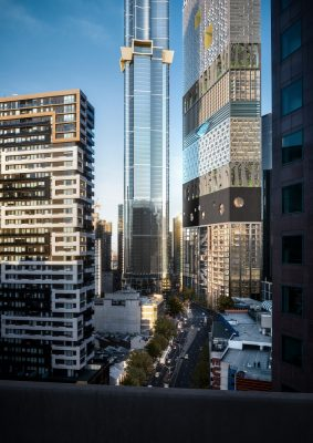 The Stack for Southbank by Beulah in Melbourne