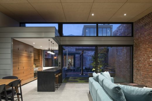 The Threshold House in Melbourne