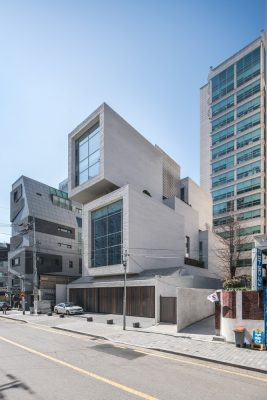 WAP Art Space Seoul building